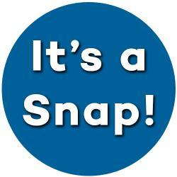 It's a Snap