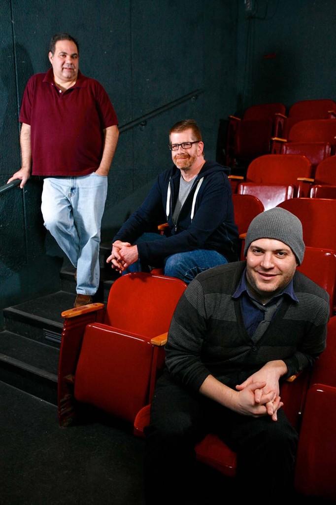 District DIrectors, Dan Tursi, C.J. Young and Stephen Svoboda/ Michael Davis photo