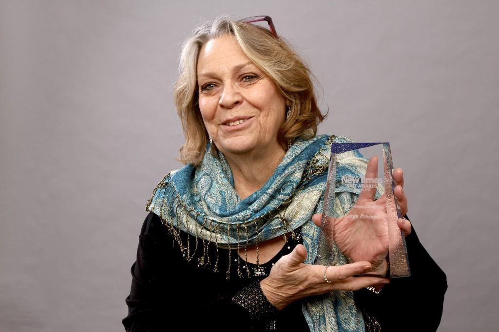 Karen Procopio (Lifetime Achievement)