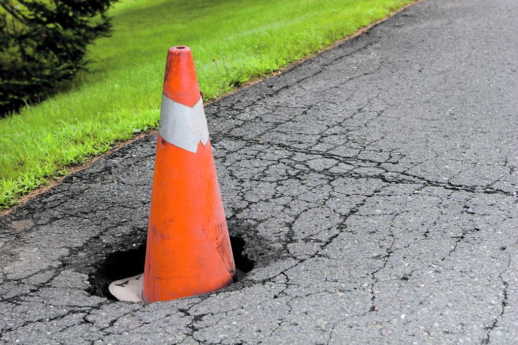 Auto-Pothole