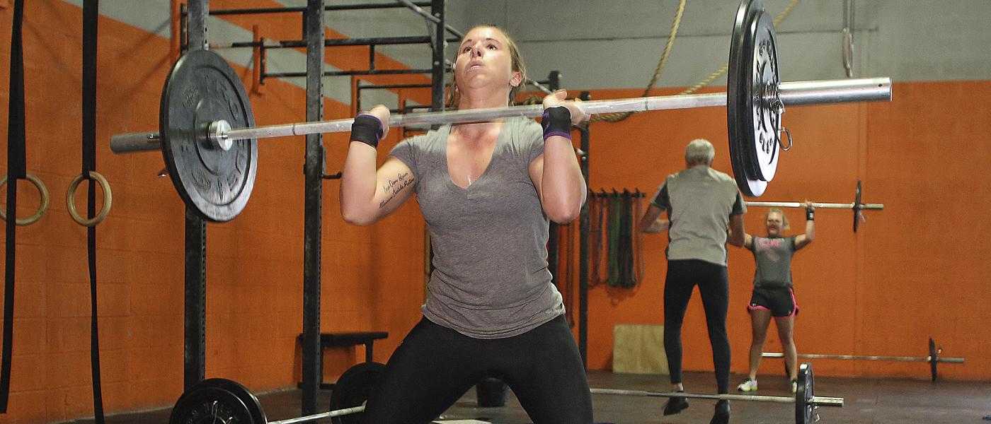 Sweat, Power, Muscle