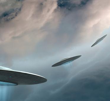 New York Skies UFO