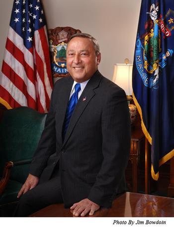 Maine Governor LePage.
