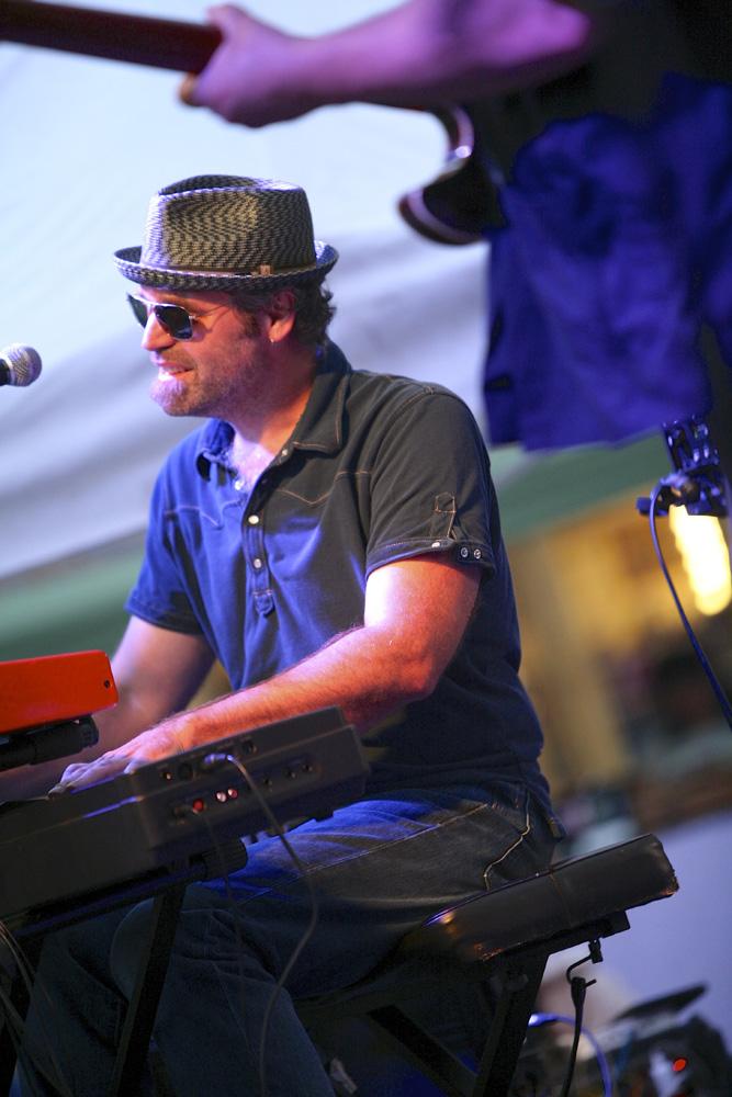 Los Blancos at Stage of Nations Blue Rain EcoFest 2014. Mark Nanni | Michael Davis Photo