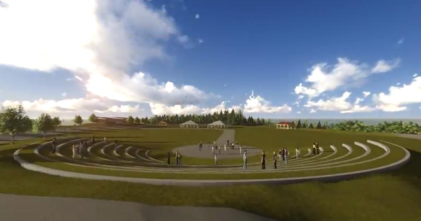 Community Amphitheater Screenshot