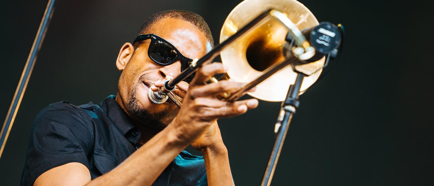 Trombone Shorty Music