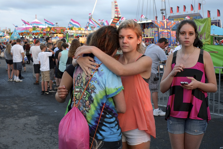 The New York State Fair 2014.  Michael Davis Photo | Syracuse New Times