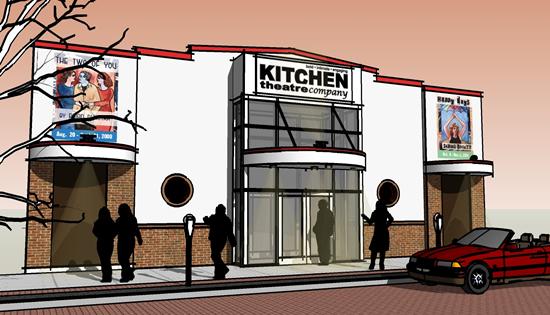 KitchentRendering