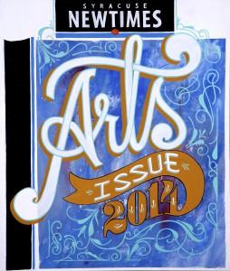 Arts Issue Cover Design: Cayetano Valenzuela Black Rabbit Studio