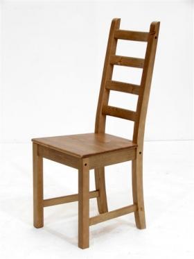 Western Wooden Chair