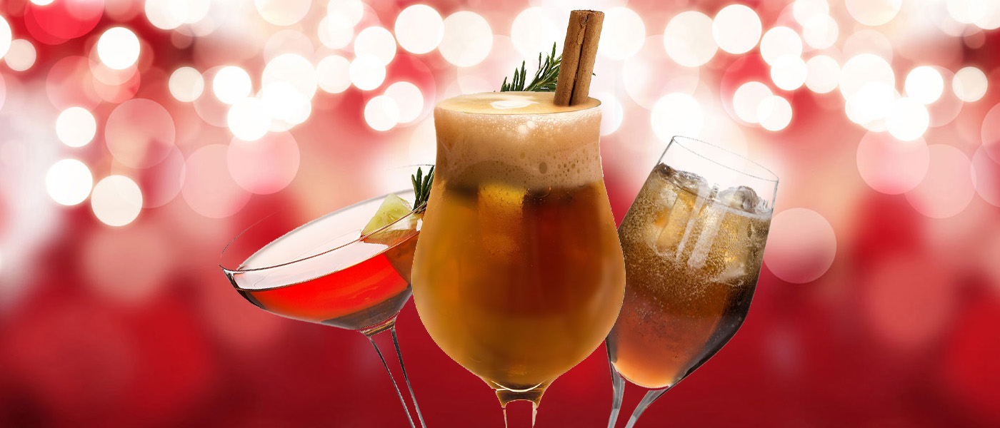 7 Holiday Cocktail Recipes