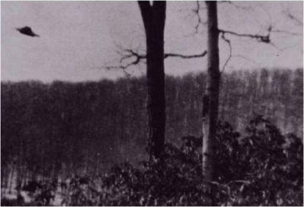 Lake Tiorati UFO, Orange County, New York, 1966[1]