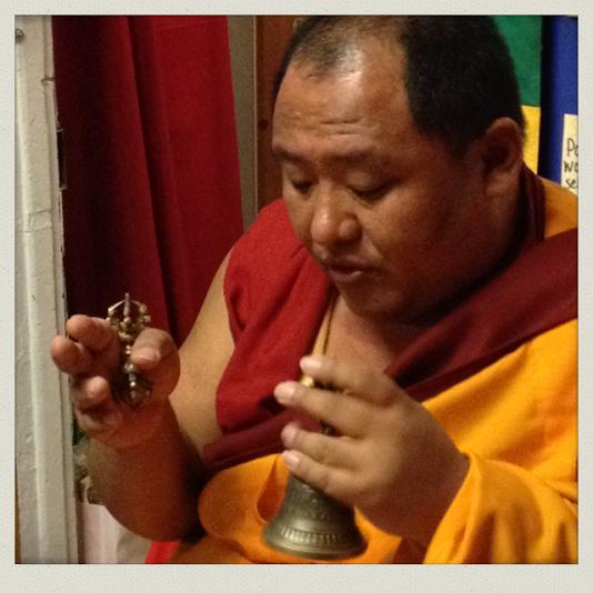 Geshe Lama Phuntsho