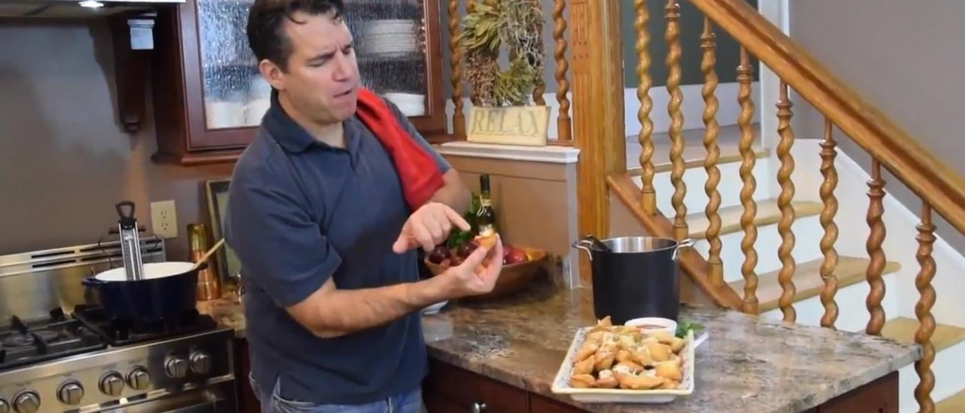 Cooking Italian with Joe