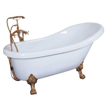 bathtub-white