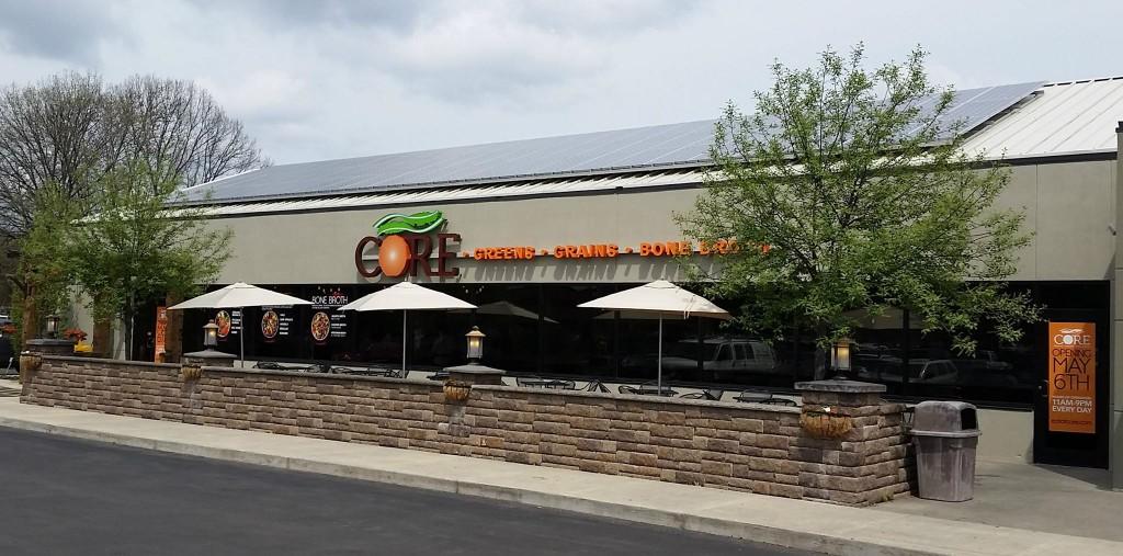 Syracuse Restaurants CORE
