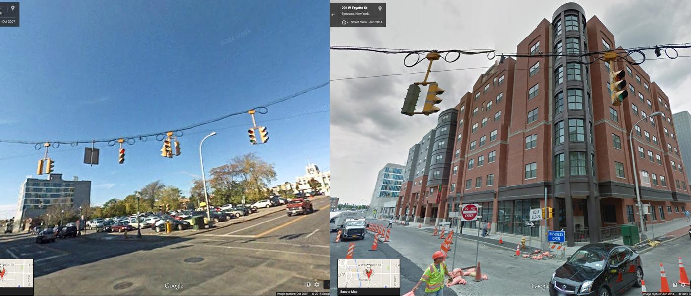 Syracuse New York Loves Google!