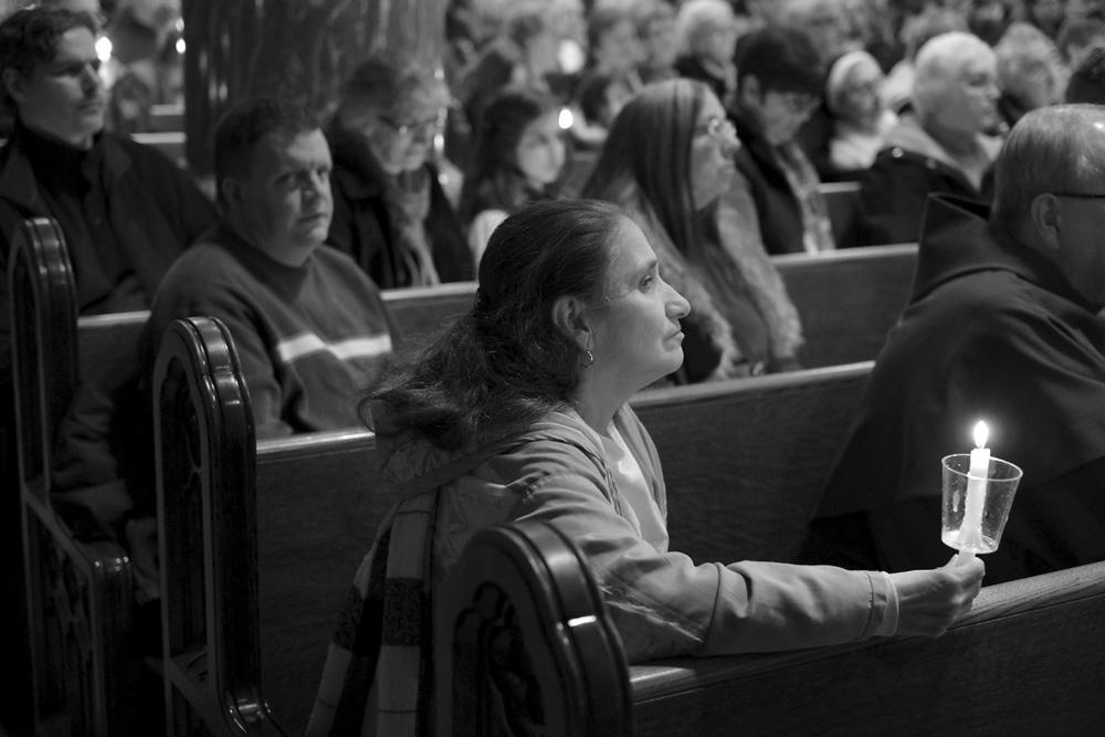 Living Nativity at Assumption Church
