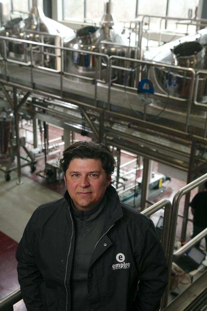 David Katleski, Empire Brewing