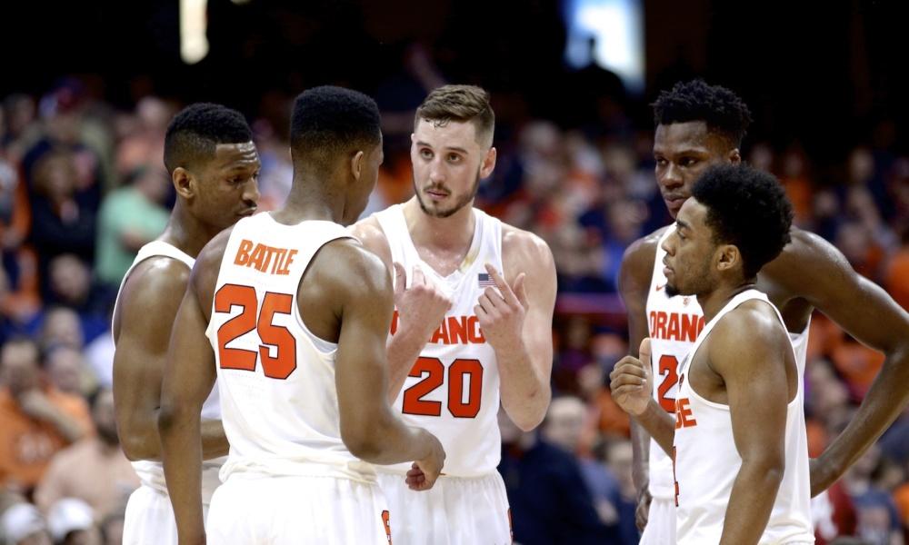 Photo Gallery: Syracuse Men's Basketball Vs. Miami ...