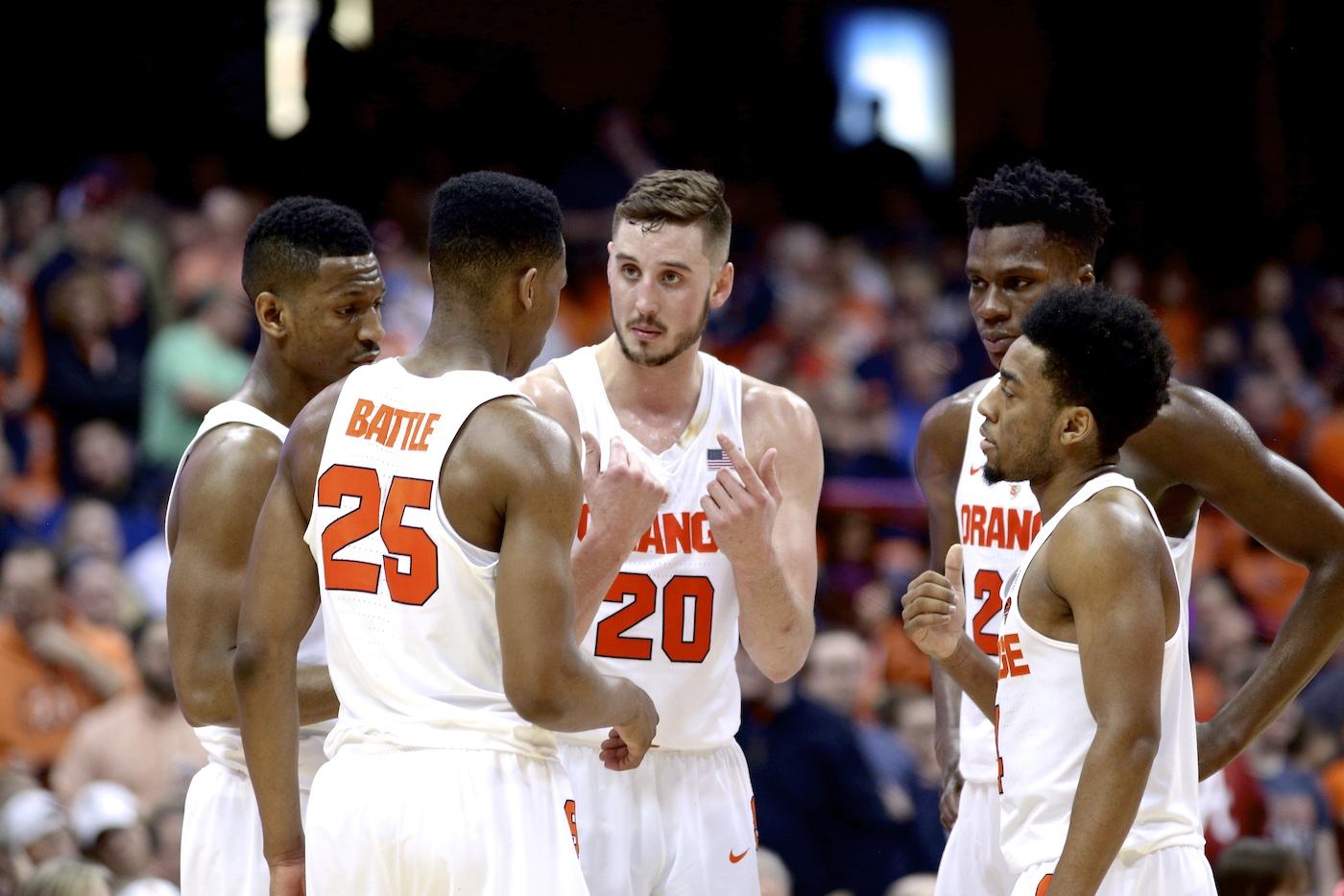 Photo Gallery Syracuse Men S Basketball Vs Miami Syracuse New Times