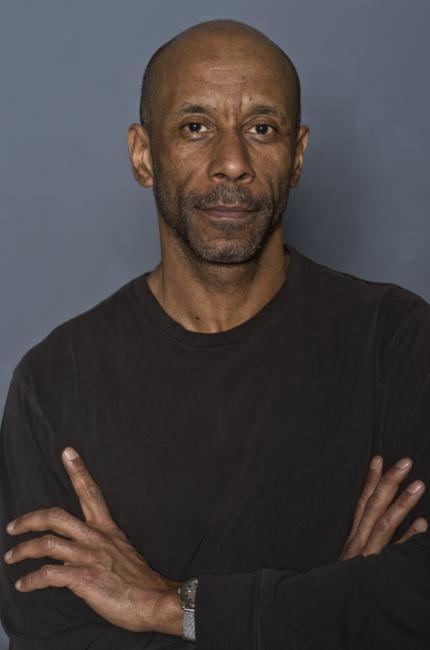 A headshot for Keith Morris Washington