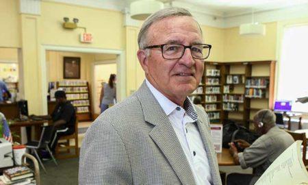 Sen. John DeFrancisco. (Michael Davis/Syracuse New Times)