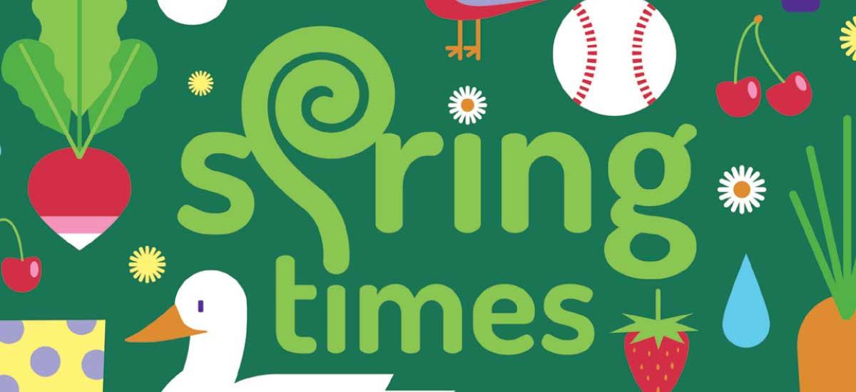 Syracuse Calendar.Spring Times Calendar Your Seasonal Syracuse Roundup